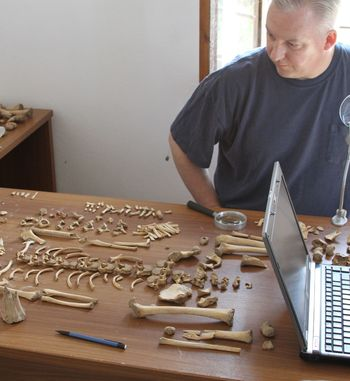 Tom Crist, Forensic Anthropologist